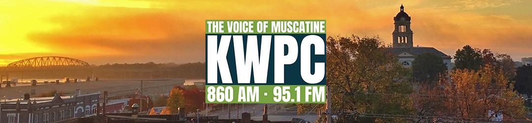 KWPC 860 AM & 95.1 FM